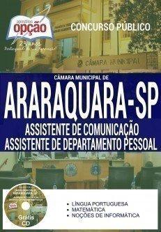 ASS. DE COMUNICAÇÃO E ASS. DE DEPARTAMENTO PESSOAL