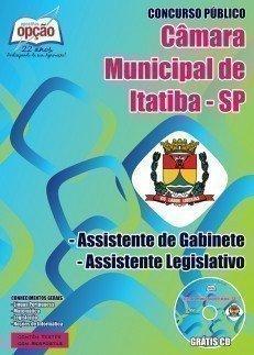 ASSISTENTE DE GABINETE E ASSISTENTE LEGISLATIVO
