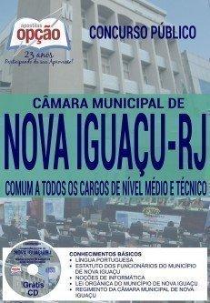 COMUM A TODOS OS CARGOS DE NÍVEL MÉDIO E TÉCNICO