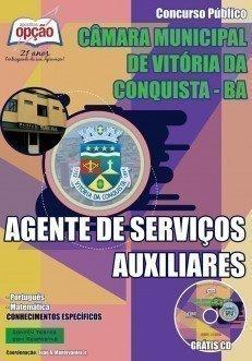 AGENTE DE SERVIÇOS AUXILIARES