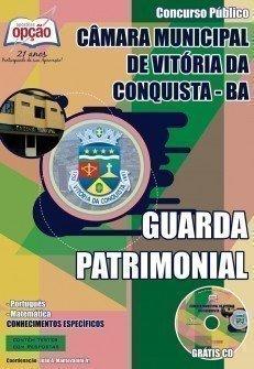 GUARDA PATRIMONIAL