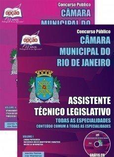 ASSISTENTE TÉCNICO LEGISLATIVO - CONTEÚDO COMUM A TODAS AS ESPECIALIDADES