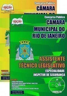 Câmara do Rio de Janeiro (RJ) abre concurso com 63 vagas