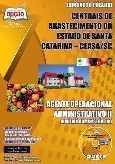 AGENTE OPERACIONAL ADMINISTRATIVO II - AUX ADM