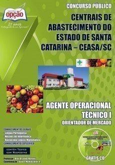 AGENTE OPERACIONAL TÉCNICO I - ORIENTADOR DE MERCADO