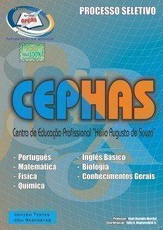 Apostila Cephas - Vestibulinho - Concurso Cephas