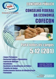 Apostila Conselho Federal De Economia - 5.12 - Concurso Cofecon...