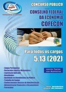 Apostila Conselho Federal De Economia - 5.13 - Concurso Cofecon...
