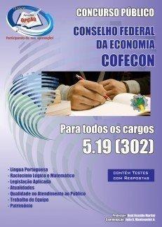 Apostila Conselho Federal De Economia - 5.19 - Concurso Cofecon...