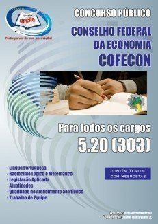 Apostila Conselho Federal De Economia - 5.20 - Concurso Cofecon...