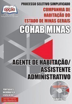 AGENTE DE HABITAÇÃO / ASSISTENTE ADMINISTRATIVO