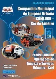 Apostila Profissional De Operações De Limpeza E Serviços Urbanos - Gari - Con...