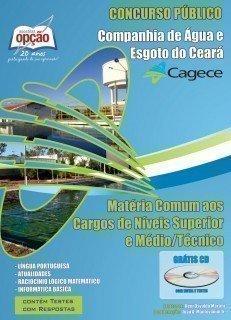 Apostila Matéria Comum Aos Cargos De Níveis Superior E Médio/técnico - Concu...