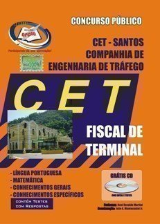 Apostila Fiscal De Terminal - Concurso Companhia De Engenharia De Tráfego De Sa...
