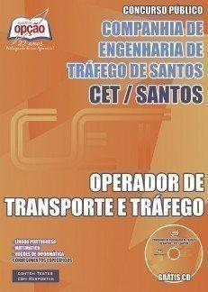 Apostila Operador De Transporte E Tráfego - Concurso Companhia De Engenharia De...