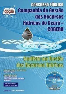 Apostila Analista Em Gestão Dos Recursos Hídricos - Concurso Companhia De Gest...