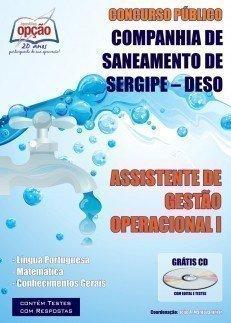Apostila Assistente De Gestão Operacional I - Concurso Companhia De Saneamento ...