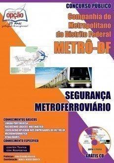 SEGURANÇA METROFERROVIÁRIO