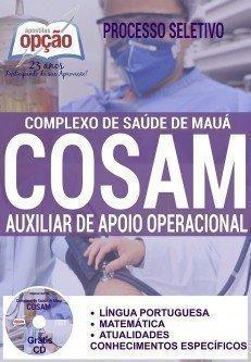 AUXILIAR DE APOIO OPERACIONAL