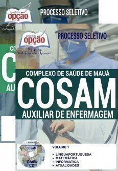 AUXILIAR DE ENFERMAGEM