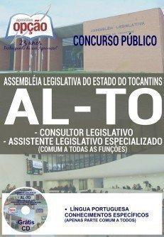 CONSULTOR E ASSISTENTE LEGISLATIVO ESP. (COMUM A TODOS)