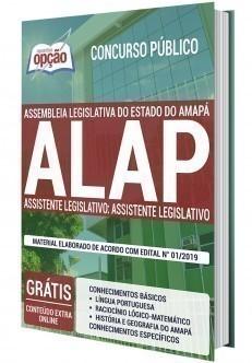 ASSISTENTE LEGISLATIVO: ASSISTENTE LEGISLATIVO