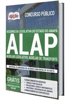 AUXILIAR LEGISLATIVO: AUXILIAR DE TRANSPORTE
