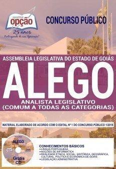 ANALISTA LEGISLATIVO (CONTEÚDO COMUM A TODAS AS CATEGORIAS)