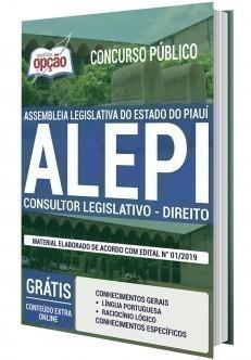 CONSULTOR LEGISLATIVO - DIREITO