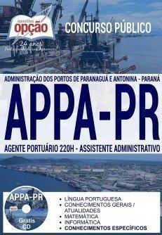 AGENTE PORTUÁRIO 220H - ASSISTENTE ADMINISTRATIVO