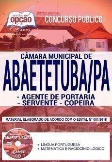 AGENTE DE PORTARIA, SERVENTE E COPEIRA