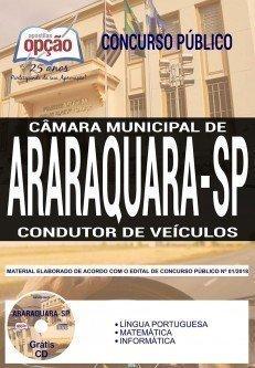 CONDUTOR DE VEÍCULOS