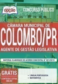 AGENTE DE GESTÃO LEGISLATIVA