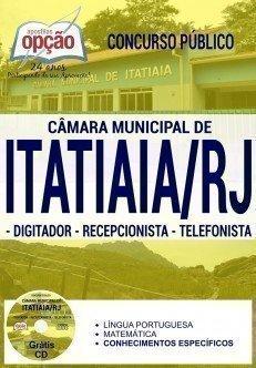 DIGITADOR / RECEPCIONISTA / TELEFONISTA