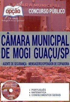 AGENTE DE SEGURANÇA / MENSAGEIRO/OPERADOR DE COPIADORA