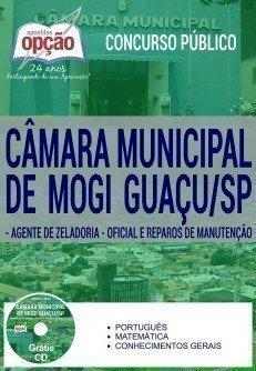 AGENTE DE ZELADORIA / OFICIAL DE REPAROS DE MANUTENÇÃO