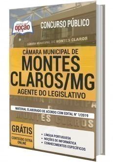 AGENTE DO LEGISLATIVO