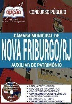 AUXILIAR DE PATRIMÔNIO