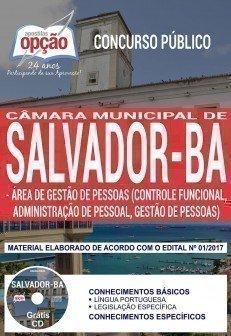 ÁREA DE GESTÃO DE PESSOAS (CONT. FUNCIONAL, ADM. PESSOAL, GES. PESSOAS)