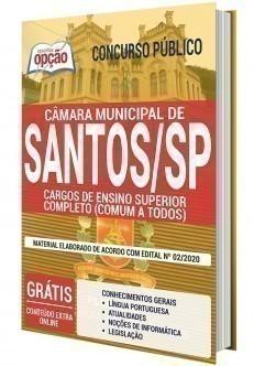CARGOS DE ENSINO SUPERIOR COMPLETO (COMUM A TODOS)