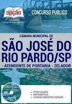 ATENDENTE DE PORTARIA E ZELADOR