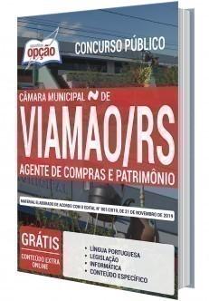 AGENTE DE COMPRAS E PATRIMÔNIO