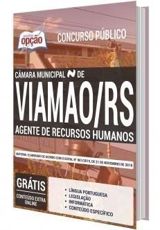 AGENTE DE RECURSOS HUMANOS