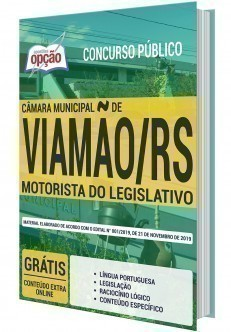 MOTORISTA DO LEGISLATIVO