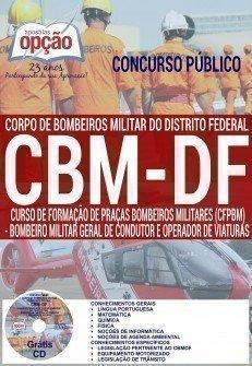 Apostila para concurso BOMBEIRO DF - CONDUTOR E OPERADOR DE VIATURAS
