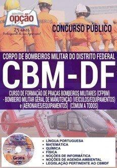 Apostila concurso CBM-DF 2016 - BOMBEIRO MILITAR GERAL DE MANUTENÇÃO (COMUM A TODOS)