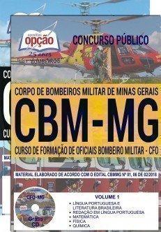 Apostila CBM-MG Curso de Formação de Oficiais