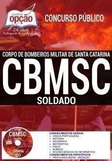 Concurso CBMSC Soldado - Bombeiro Militar SC