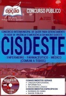 apostila CISDESTE ENFERMEIRO, FARMACÊUTICO E MÉDICO (COMUM A TODOS)