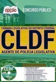 Apostila Concurso CLDF 2017 - AGENTE DE POLÍCIA LEGISLATIVA